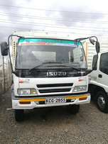 Isuzu FSR High Sided Choice of 2