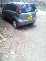 Nissan Note clean