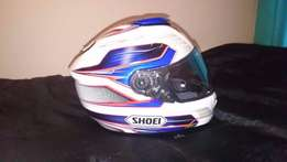 RARE Shoei GT Air Inertia TC2 motorcycle helmet for Suzuki Honda Yamah