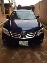 Super clean Nigeria used Toyota Camry 2008 model.
