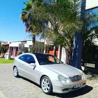Call Haroon on 2003 Mercedes Benz C230 coupe with Panaromic