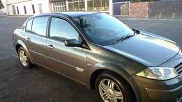 2005 Renault Megane - Sedan in very good condition