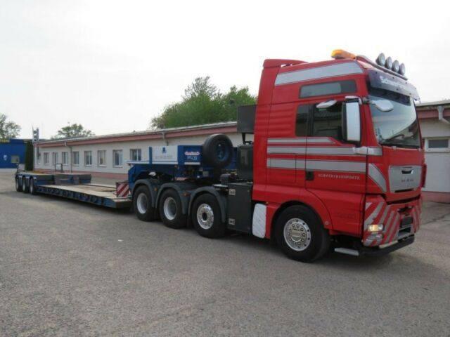 MAN TGX 41.540, 180 Ton, Hydraulik - 2009