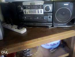 Sony Radio and CD player.
