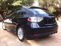 NEVER BEEN used Locally Subaru Impreza 2009 Model KCL on quick sell