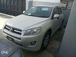 Toyota Rav 4 with Sunroof 2010 model. KCP