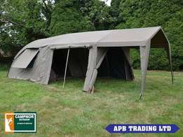 Tent for sale.