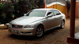 Toyota Mark X 2005year 4sale at 24M only