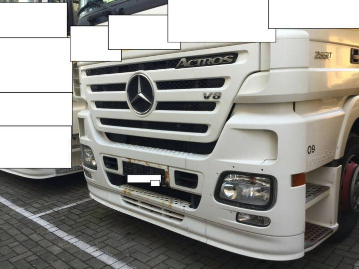 Mercedes-Benz 2550 klimau002Fautomatikgetriebe - 2005