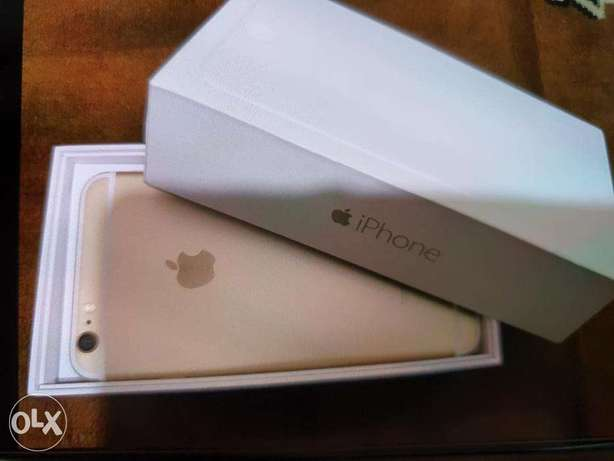 IPhone 6Plus 128GB Gold