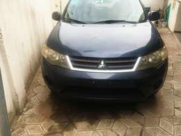 Mitsubishi outlander tokunbo for fast sell