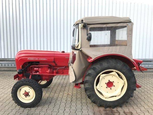 Porsche Traktor, Standard R219 Traktor, Standard R219 - 1964