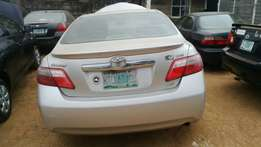 extremely clean registered 2008 camry spider for sale..