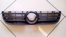 VW Polo Grill