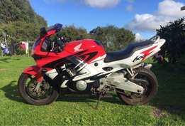 98 Honda cbr 600 rides like a dream just serviced great bike needs to