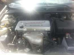 Tincan cleared tokunbo toyota camry Europe 04