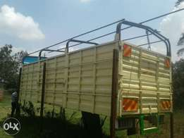 Lorry body for sale