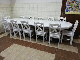 Stół Okrągły Stoły I Krzesła W Gdańsk Olxpl