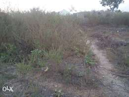 Full plot of land available for sale in Lokoja