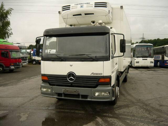 Mercedes-Benz Daimler Benz 1228 - 2001