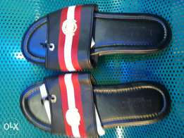 Bally slippers size 42