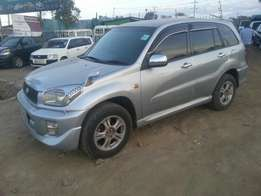 Rav 4 manual gear 4wd full time