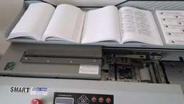 Glue Binder With Side Gluing, Guillotines,All Print Finish Machines