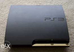 Ps3 250gb complete with 10 games