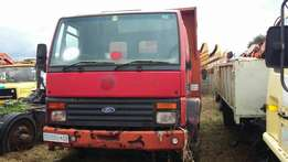 Tipper truck good working order