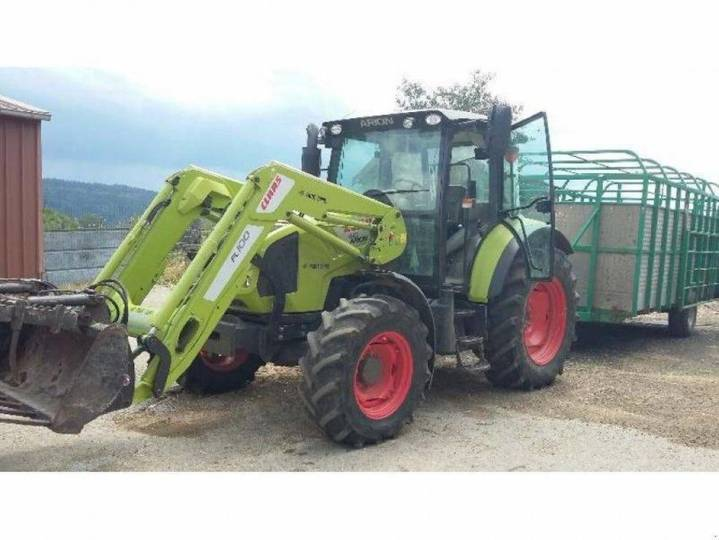 Claas arion 410 - 2013