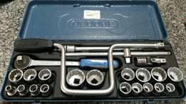 Gedore socket set 17-20 APRIL SPECIAL!