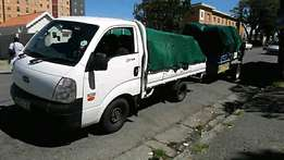BAKKIE FOR HIRE**Removal**Transport