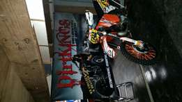 250 450 offroad bikes wanted