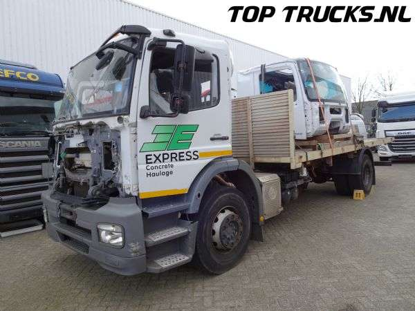 Mercedes-Benz Atego 1828 RHD 4x2 for spare parts - 2013