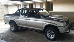 2003 Colt Clubcab 4x4 to swop or for sale