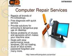 Laptop and desktop repair ,laptop hinges repair,cover and screen