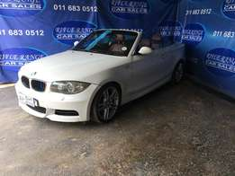 2009 BMW 125i Convertible automatic R139,900.00 ref(RRCS1008)