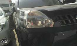 Nissan X-Trail with sunroof KCL