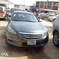 Honda Accord E-Spirit 2009 Model (Nigeria Used)