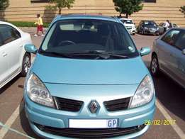 2007 Renault Scienic 1.6 Expression