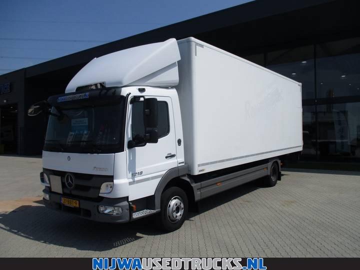 Mercedes-Benz ATEGO 1218 L 4X2 - 2013