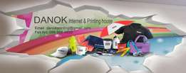A Graphic Designer is Needed at Danok Printing House