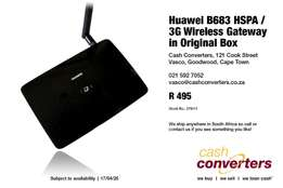 Huawei B683 HSPA / 3G Wireless Gateway in Original Box