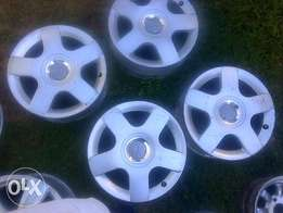 Audi mags size 16 for sale