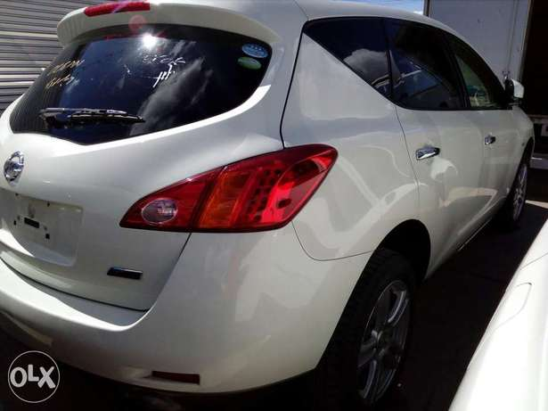 Nissan murano new plate number fresh import exquisite white fully load Mombasa Island - image 4