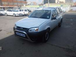 2011 ford Bantam 1.6 with canopy R60000