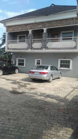 Complete tastefully finished 3bed room flat in woji. Port Harcourt - image 1