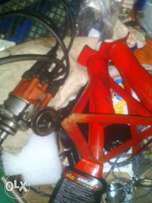 toyota 1.6 3 A distributor and jack stands R 450