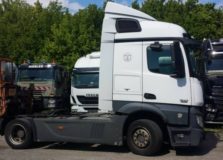 Mercedes-Benz 1842L Retarder € 5 - 2012