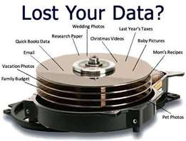 Data Recovery From Hard Drives